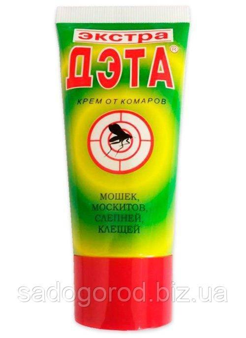 ДЭТА ЭКСТРА крем от комаров в тубе 50 мл