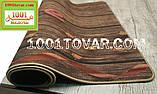 "Кухонный коврик из льна на резиновой основе ""Love"" 140х70х0,5 см., фото 3"