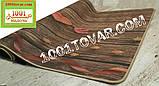 "Кухонный коврик из льна на резиновой основе ""Love"" 140х70х0,5 см., фото 5"