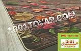 "Кухонный коврик из льна на резиновой основе ""Love"" 140х70х0,5 см., фото 6"
