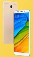 "Смартфон Xiaomi Redmi 5 Rose Gold 3/32GB, Snapdragon 450, 12/5Мп, 5.7"" IPS, 2SIM, 4G, 3300мА, 8 ядер"