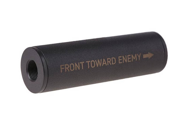 """Tłumik Covert Tactical Standard 30x100mm """"Front Toward Enemy"""" [Airsoft Engineering], фото 2"""