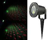 Лазерный проектор звездный дождь Laser Light железный, фото 1