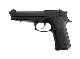 Страйкбольный пистолет M9 VE (green gas) [KJ WORKS] (для страйкбола)