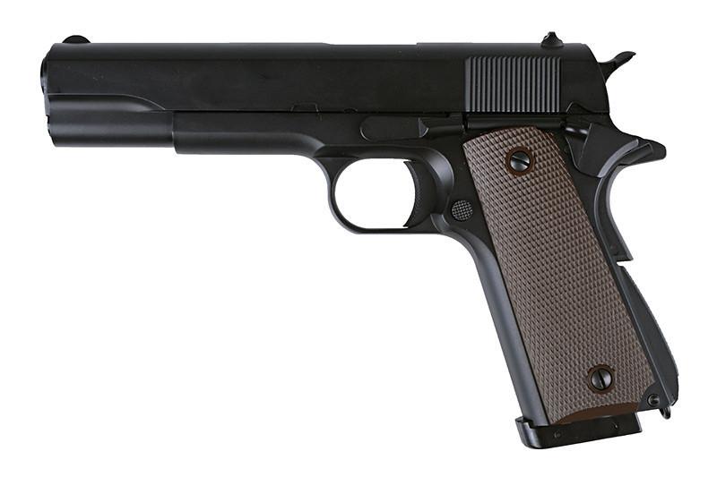 Страйкбольный пистолет KP1911 (CO2) [KJ WORKS] (для страйкбола)