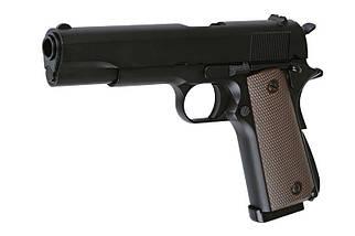Страйкбольный пистолет KP1911 (CO2) [KJ WORKS] (для страйкбола), фото 2
