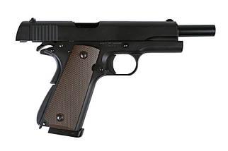 Страйкбольный пистолет KP1911 (CO2) [KJ WORKS] (для страйкбола), фото 3