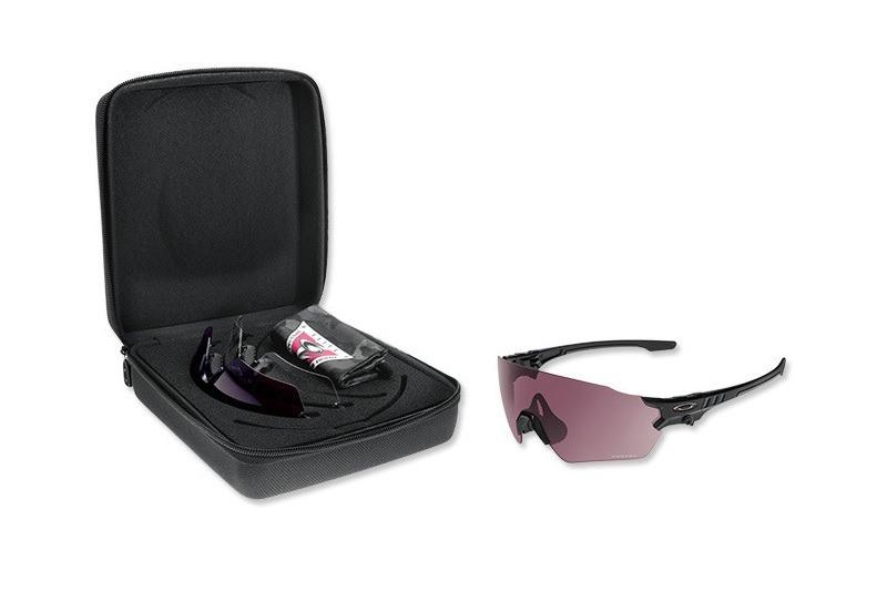 Очки SI TOMBSTONE SPOIL MATTE BLACK ARRAY kit - PRIZM 3LS [Oakley]