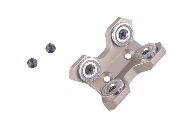 Magnetyczny montaż do latarek (OA005) - tan [OPSMEN]