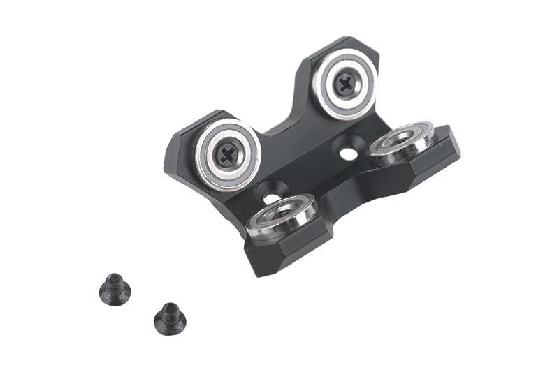 Magnetyczny montaż do latarek (OA005) - black [OPSMEN]