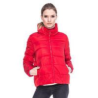 Куртка женская красная, фото 1