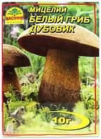 Мицелий гриба Белый Дубовик, 10 г