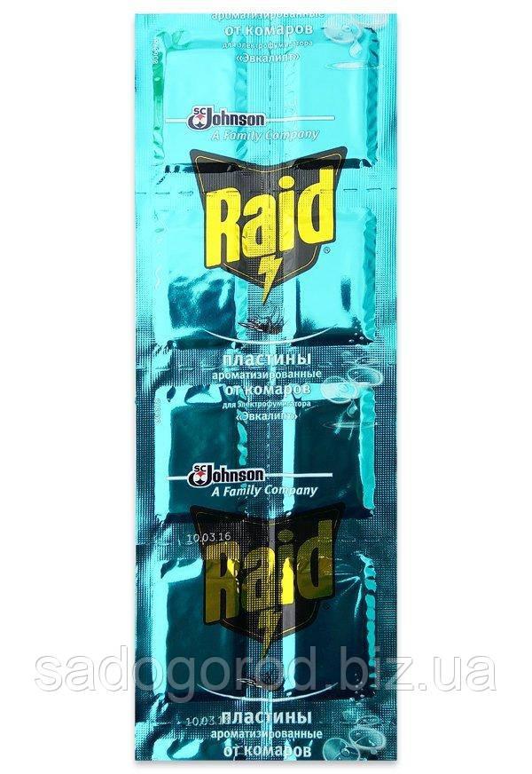 RAID пластины эвкалипт