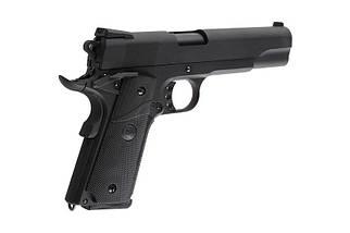 Страйкбольный пистолет SR-911 MEU - black [SRC] (для страйкбола), фото 3