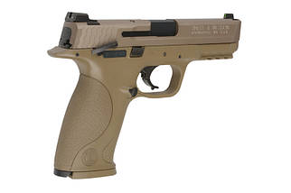 Страйкбольный пистолет Smith&Wesson M&P9 Vcustom - FDE [Tokyo Marui] (для страйкбола), фото 3