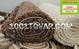 """Ковёр универсальный """"Фантазия"""", размер 110х60 см., кремовый цвет, фото 6"""