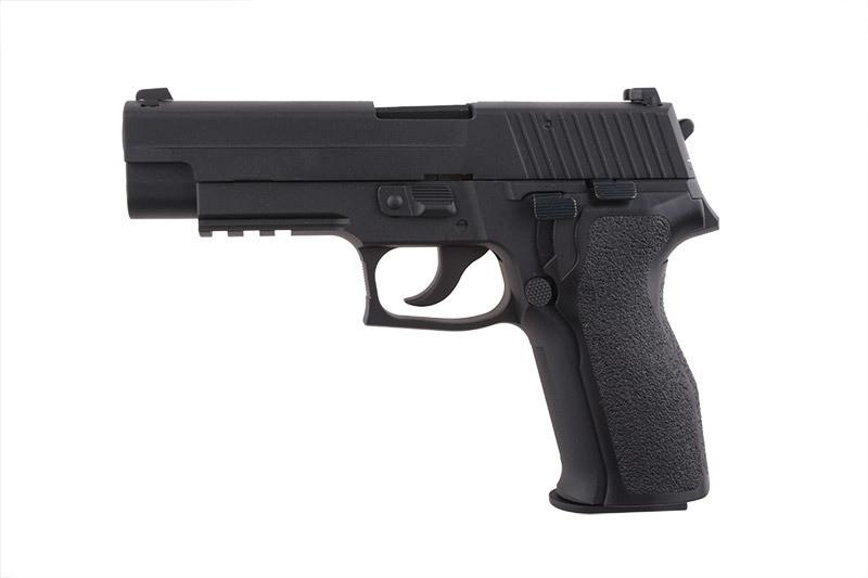 Страйкбольный пистолет KP-01-E2 (green gas) [KJ WORKS]