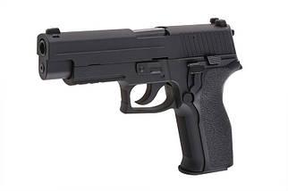 Страйкбольный пистолет KP-01-E2 (green gas) [KJ WORKS], фото 2