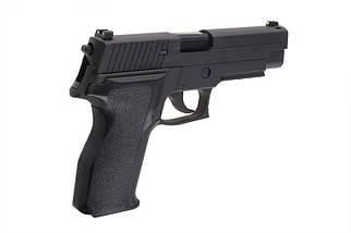 Страйкбольный пистолет KP-01-E2 (green gas) [KJ WORKS], фото 3