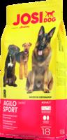 JOSIDOG AGILO SPORTS (26/16) высокоэнергетический корм премиум класса для спортивных собак 1 кг развес