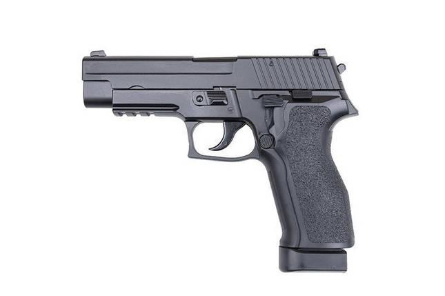 Страйкбольный пистолет KP-01-E2 (CO2) [KJ WORKS], фото 2