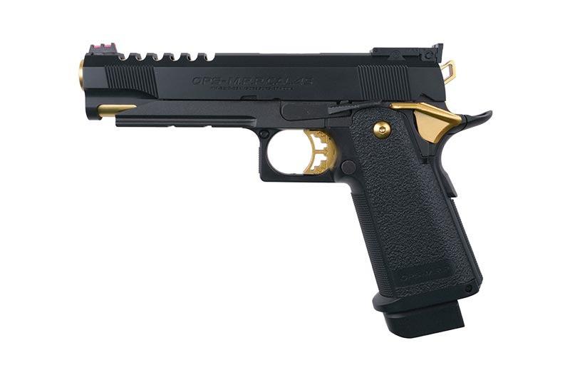 Страйкбольный пистолет Hi-Capa 5.1 GOLD Match [Tokyo Marui] (для страйкбола)