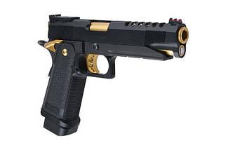 Страйкбольный пистолет Hi-Capa 5.1 GOLD Match [Tokyo Marui] (для страйкбола), фото 3