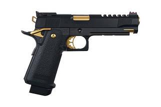 Страйкбольный пистолет Hi-Capa 5.1 GOLD Match [Tokyo Marui] (для страйкбола), фото 2