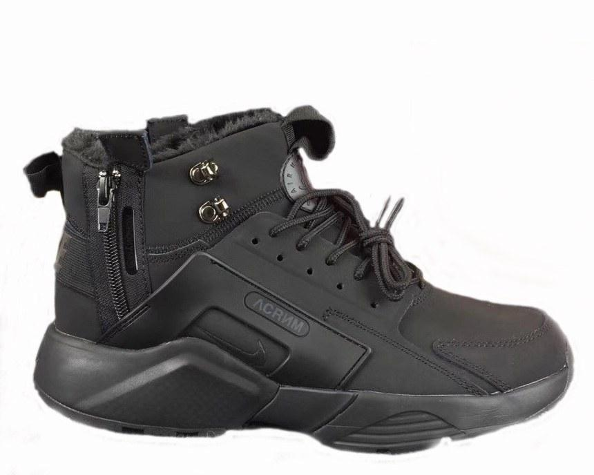 low priced 74e26 be01f Кроссовки Nike Huarache X Acronym City MID Leather