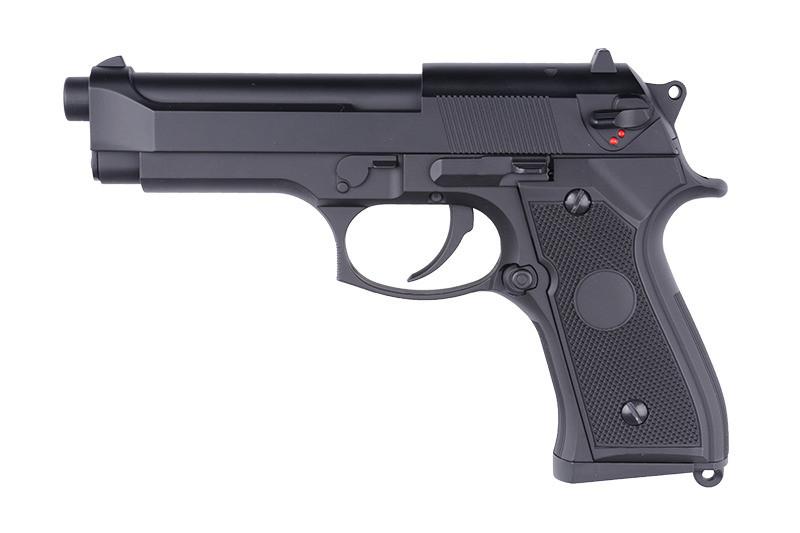 Страйкбольный пистолет CM126 - black [CYMA]