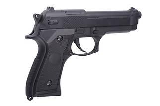 Страйкбольный пистолет CM126 - black [CYMA], фото 3