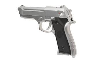 Страйкбольный пистолет CM126 Silver [CYMA] (для страйкбола), фото 3