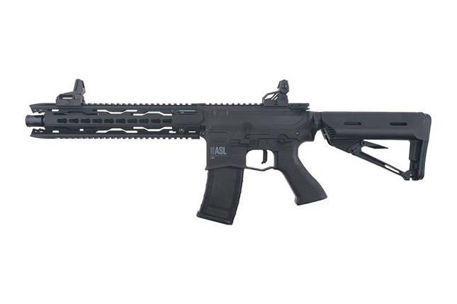 Штурмовая винтовка ASL Series EU TRG - black [Valken] (для страйкбола), фото 2