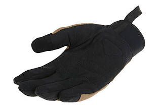 Тактические перчатки Armored Claw Shooter Cold Weather - half tan [Armored Claw] (для страйкбола), фото 2