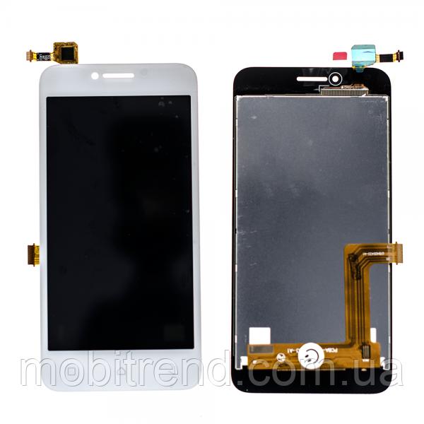Дисплей Lenovo Vibe B A2016a40 / A1010 / A1020 complete White