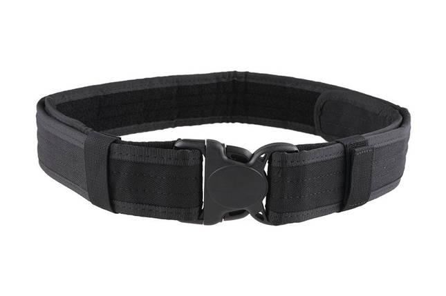 Тактический пояс Utility Belt - black [Primal Gear], фото 2