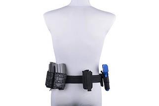 Тактический пояс Utility Belt - black [Primal Gear], фото 3