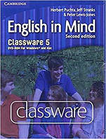 English in Mind 2nd Edition 5 Classware DVD-ROM