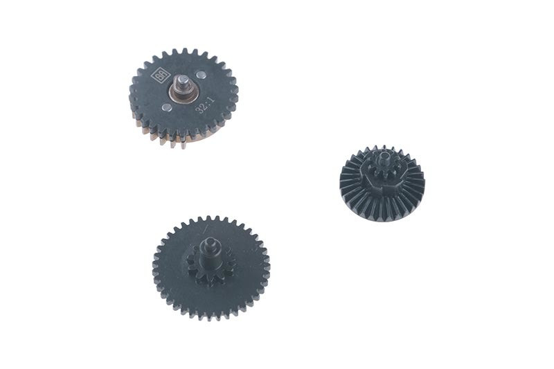 Komplet stalowych kół zębatych CNC 32:1 [Specna Arms]