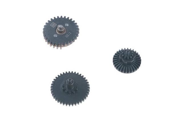 Komplet stalowych kół zębatych CNC 32:1 [Specna Arms], фото 2