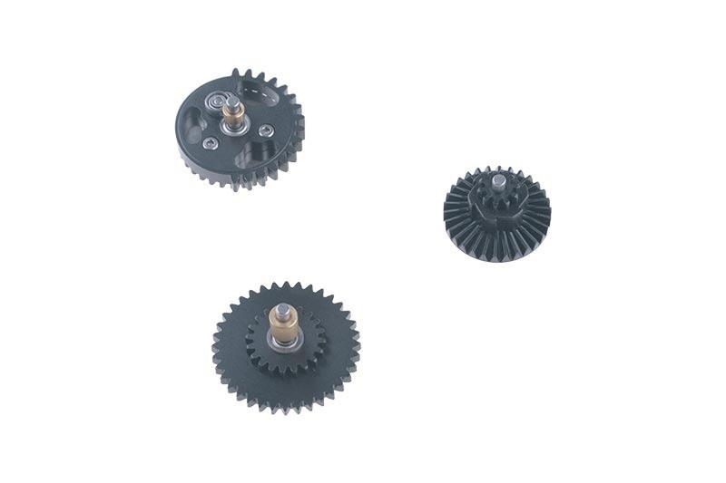 Komplet stalowych kół zębatych CNC 16:1 [Specna Arms]