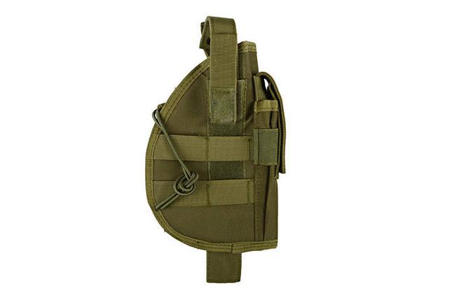 Кобура универсальная подсумком для магазина - olive [GFC Tactical], фото 2