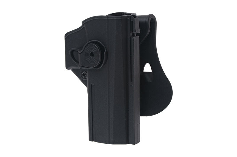 Кобура полимерная Level 2 do CZ P-09, Shadow 2 - black [IMI Defense]