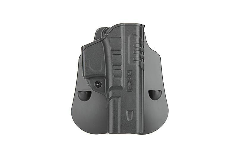 Кобура FastDraw Glock 17, 22, 31 - black [Cytac]