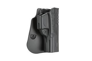 Кобура FastDraw Glock 17, 22, 31 - black [Cytac], фото 2