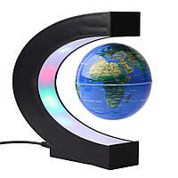 Антигравитационный Летающий Глобус Левитрон Globe Левитационный Плавающий Глобус с Подсветкой