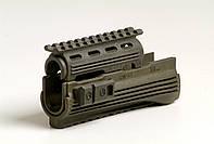 Цевье LHB LHV47 для AK 47/74 с 4 планками  Weaver/Picatinny.