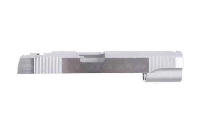 Алюминиевый zamek для реплик Hi-CAPA / 1911 (SL-1056) - srebrny [Airsoft Masterpiece], фото 2