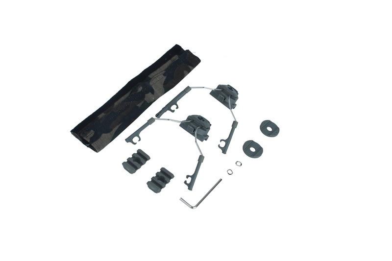 Adapter Наборu Comtac I lub Comtac II na hełm - olive [Z-Tactical]