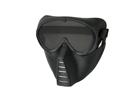 Маска Ventus Eco - black [Ultimate Tactical]